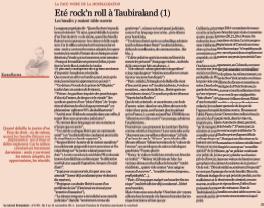 Eté rock'n roll à Taubiraland (1)