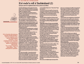 Eté rock'n roll à Taubiraland (2)