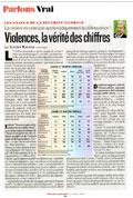Violences, la vérité des chiffres
