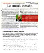 Les enjeux de la sécurité globale – Les amis du cannabis