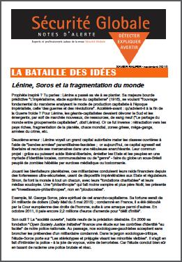 La bataille des idées – 1