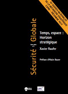 Temps, espace : Horizon stratégique