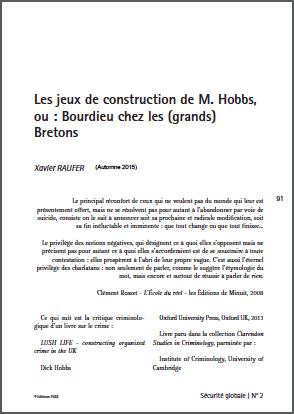 Les jeux de construction de M. Hobbs, ou : Bourdieu chez les (grands) Bretons
