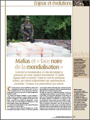 Mafias et « face noire de la mondialisation »