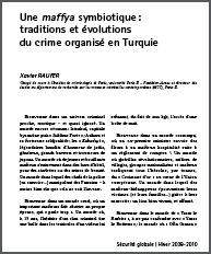 """""""Une maffya symbiotique : traditions et évolutions du crime organisé en Turquie"""""""