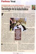 Sociologie de la kalachnikov