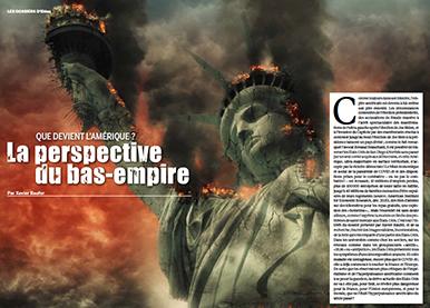 LES DOSSIERS D'IDées – Que devient l'Amérique ? : la perspective du bas-empire